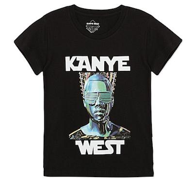 Kanye West tee