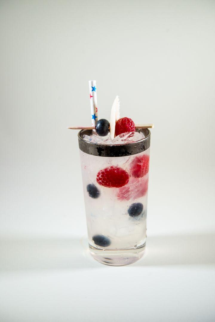 Herradura's Red, White & Blueberries