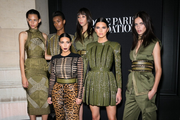 Vogue Foundation Gala Arrivals - Paris Fashion Week : Haute-Couture Fall/Winter 2014-2015