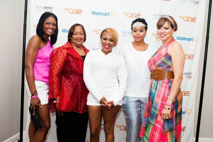 R&B Divas & Walmart Execs