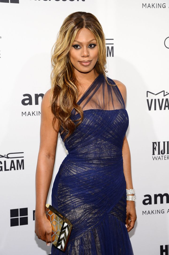 Laverne Cox: Outstanding Guest Actress