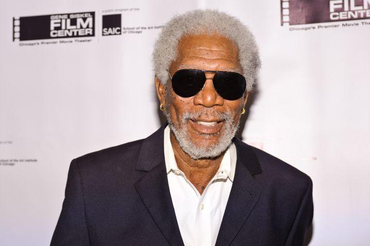 Morgan Freeman: Outstanding Information Series Or Special