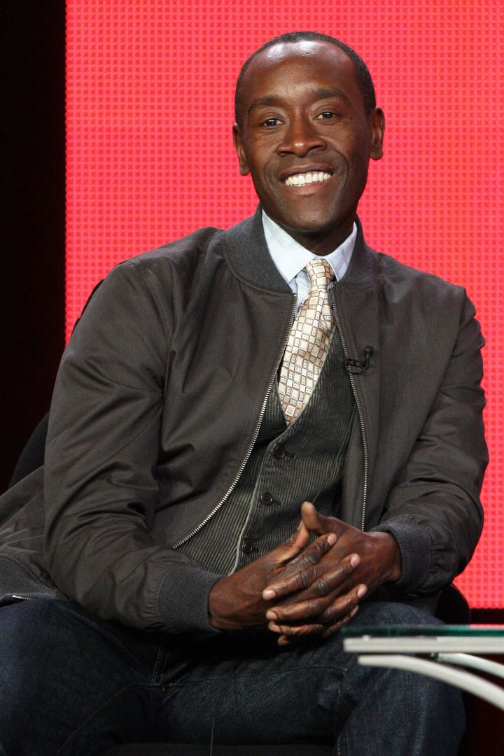 Don Cheadle: Outstanding Lead Actor in a Comedy Series