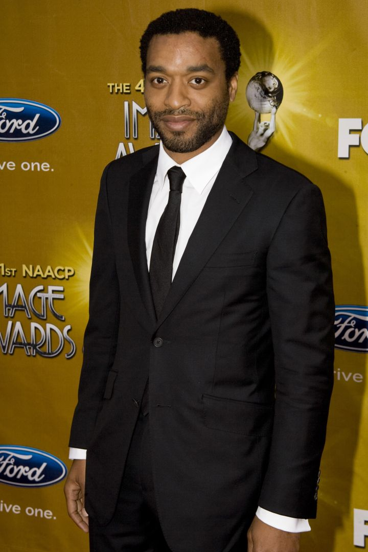 Chiwetel Ejiofor: Outstanding Lead Actor In A Mini Series Or A Movie