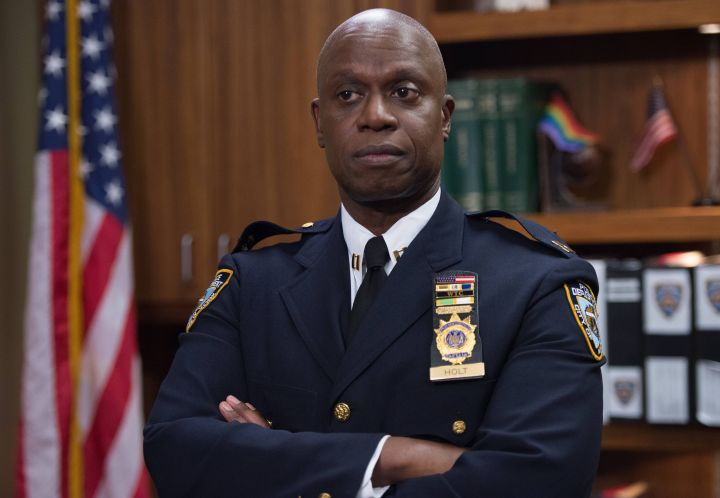 Andre Braugher: Outstanding Supporting Actor In A Comedy Series