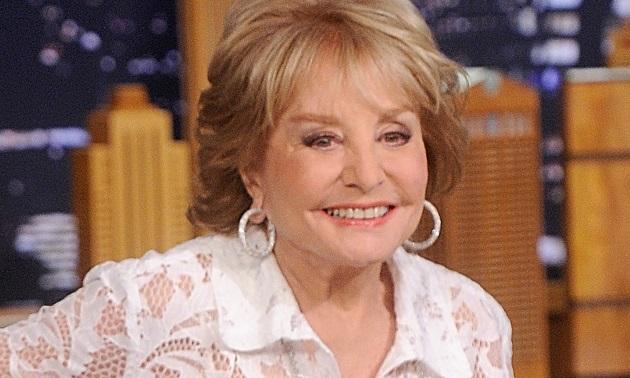 "Barbara Walters Visits ""The Tonight Show Starring Jimmy Fallon"""