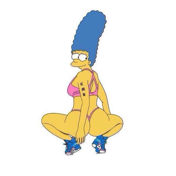 Nicki Minaj Simpson