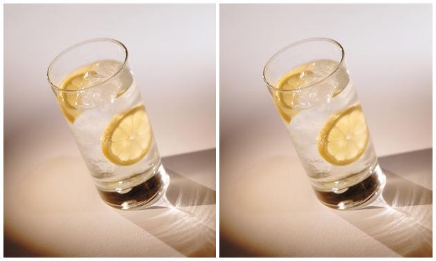 Guilt Free Vodka Soda