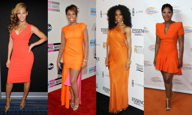 celebrities-wearing-orange-beyonce-jennifer-hudson-kelly-rowland-toni-braxton-hello-beautiful