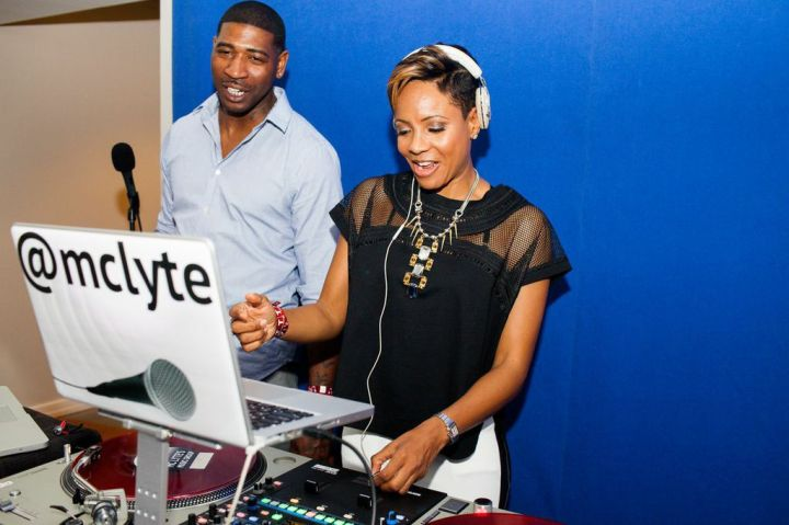 MC Lyte & DJ Jermaine