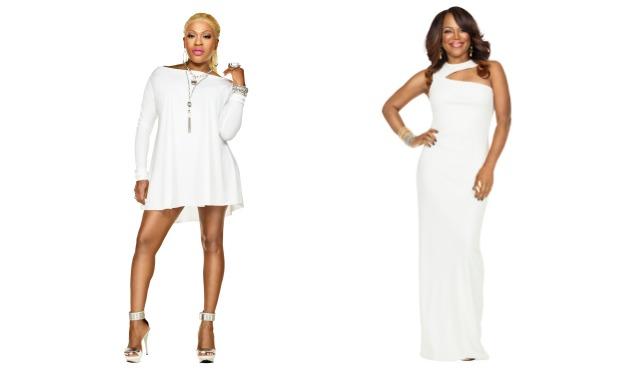RNB Divas LA Lil Mo Michele cast members