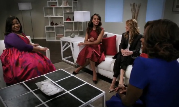 ABC Stars Heart Shonda