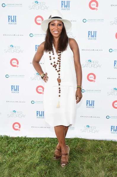 June Ambrose attends the OCRF's 17th Annual Super Saturday