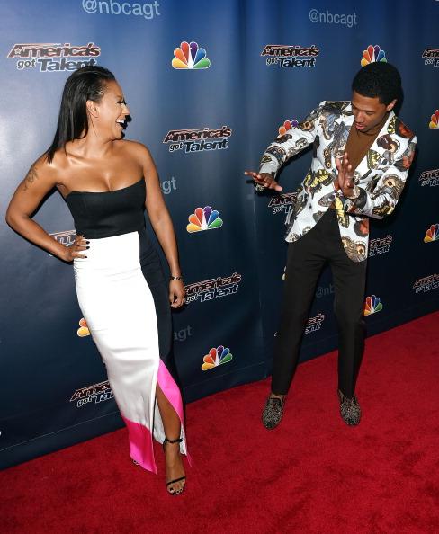 "Mel B America's Got Talent"" Season 9 Post Show Red Carpet Event"