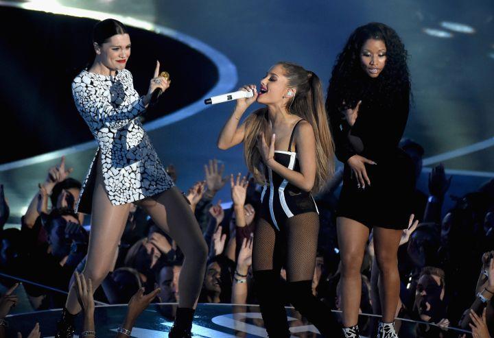 Nicki Minaj, Jessie J & Ariane Grande