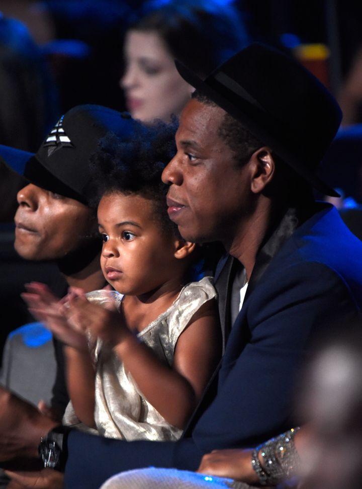 Jay Z & Blue Ivy