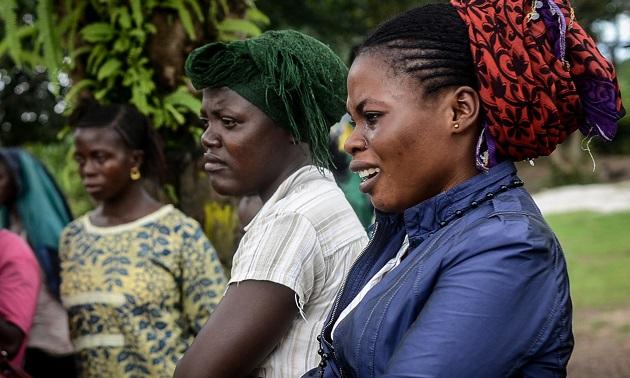 Ebola outbreak in Sierra Leone