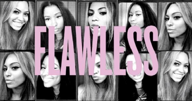 Beyonce-NickiMinaj-Flawless