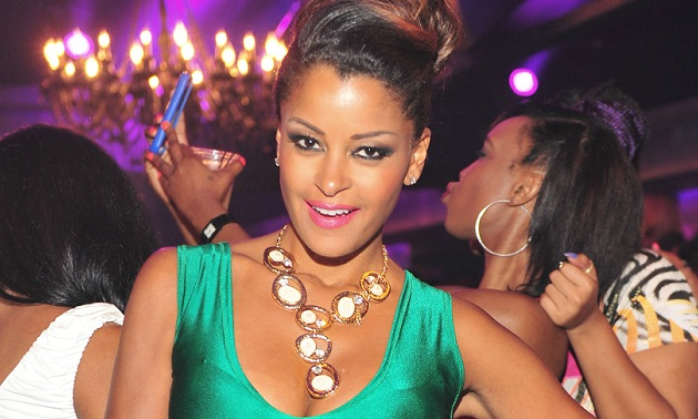 Lisa Raye Hosts Prive