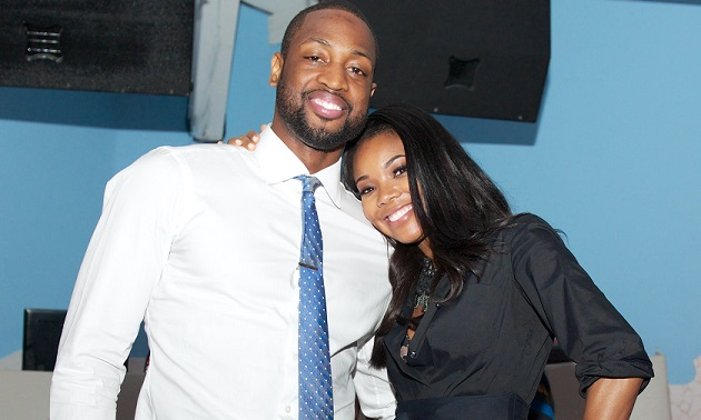 Dwyane Wade and Gabrielle Union Host Party At Pearl Lounge