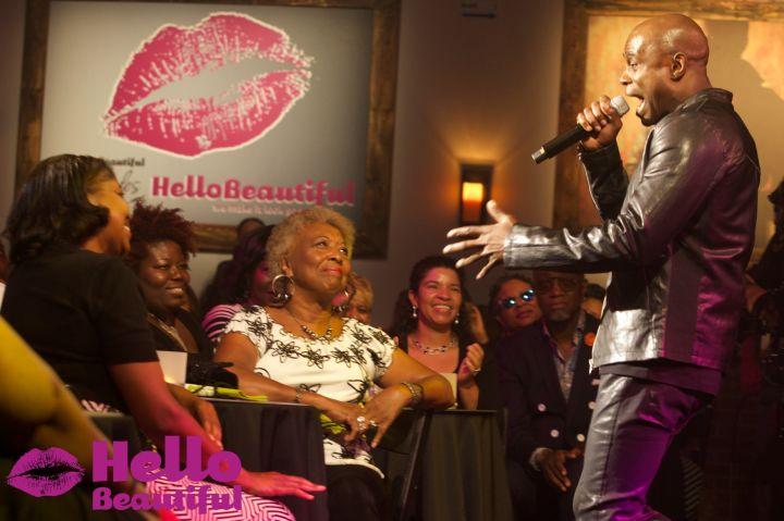 Kem Performs On HelloBeautiful InterludesLIVE