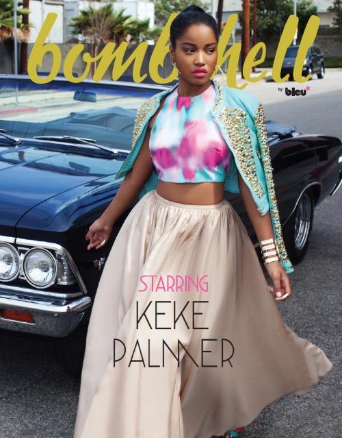 KekePalmerBombshell1-Cover