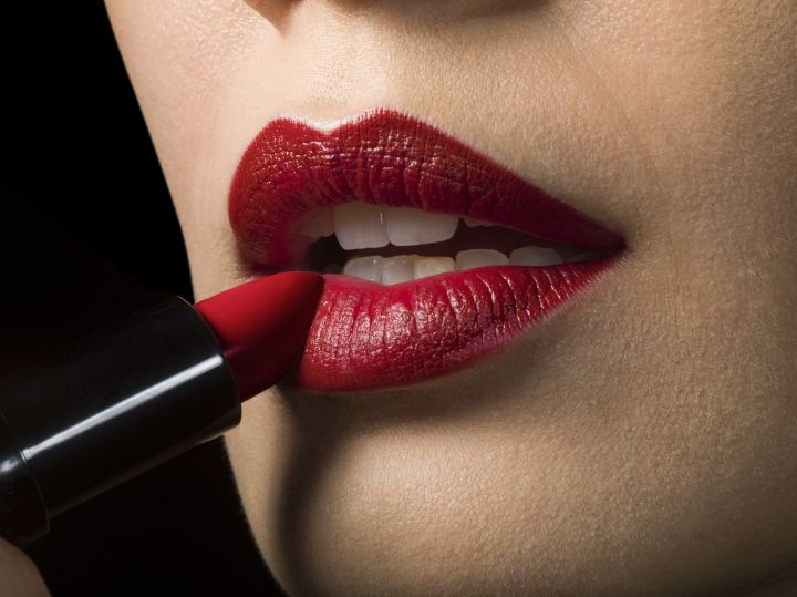 Haute Red Lipstick