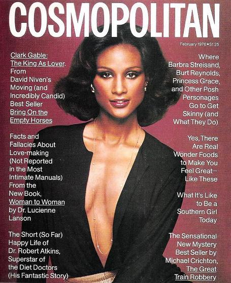 February 1976: Cosmopolitan Magazine