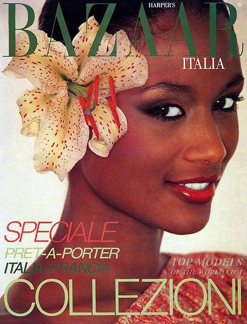 August 1980: Harper's Bazaar Italia
