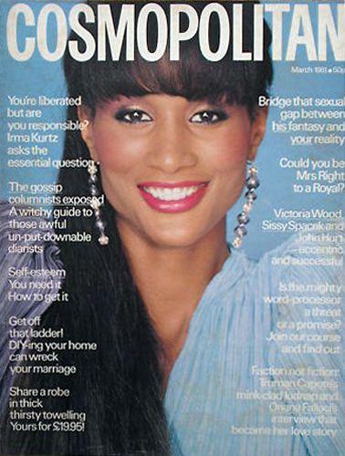 March 1981: Cosmopolitan