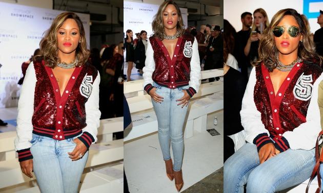 eve-ashish-sequin-bomber-jacket-london-fashion-week-hello-beautiful