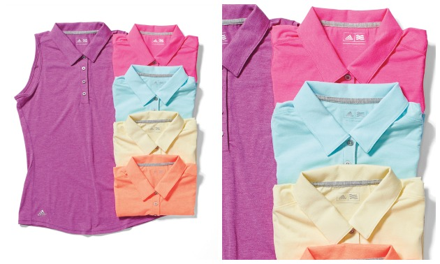 Pop Of Color Polo