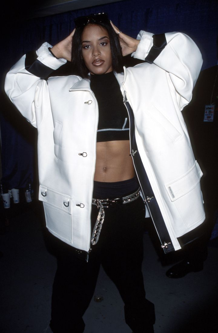Aaliyah … The Trendsetter