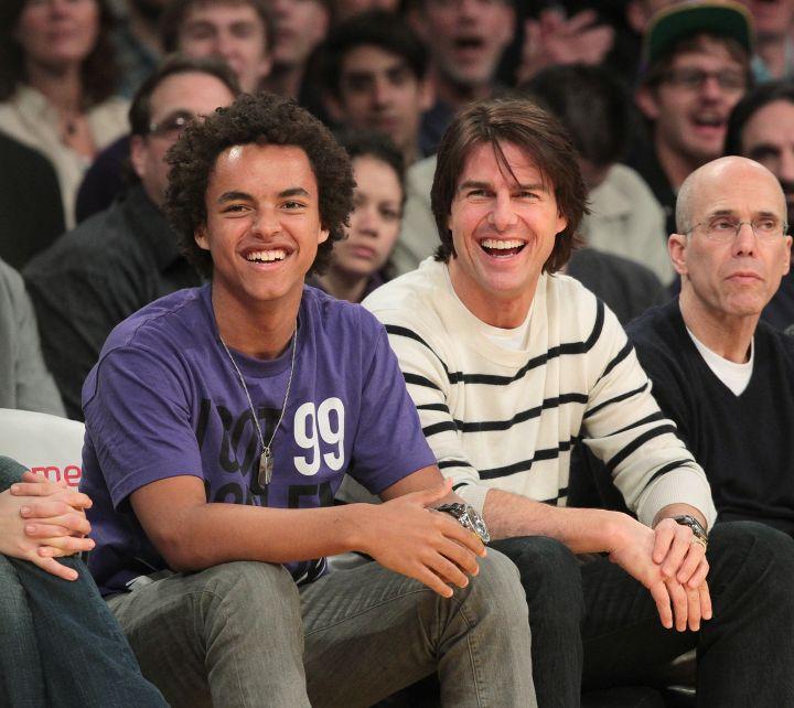 Connor & Tom Cruise