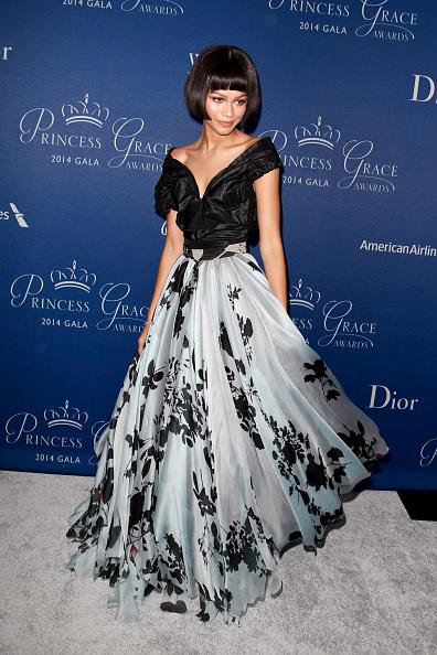 Zendaya 2014 Princess Grace Awards Gala