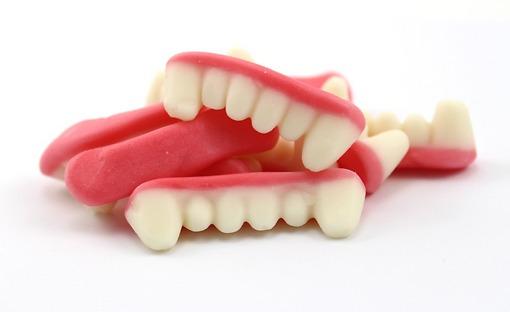Gummy Teeth