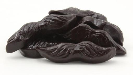 Gummy Moustache