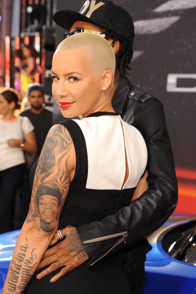 "Best ""Come Hither"" Stare: Amber Rose"