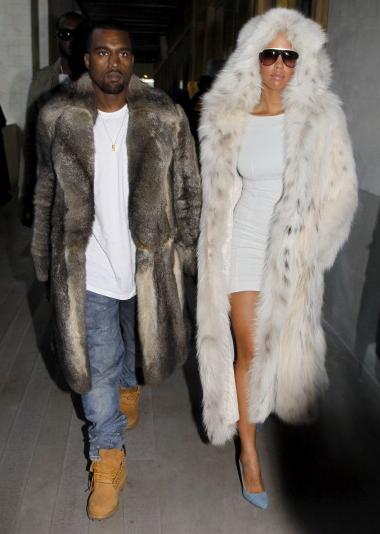 Best Kanye Fur Moment: Amber Rose