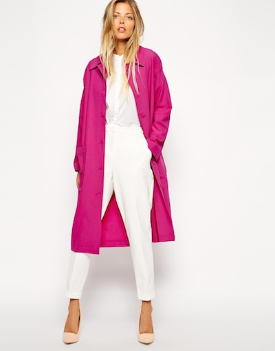 Pink Duster