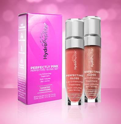HydroPeptide Lipgloss Set