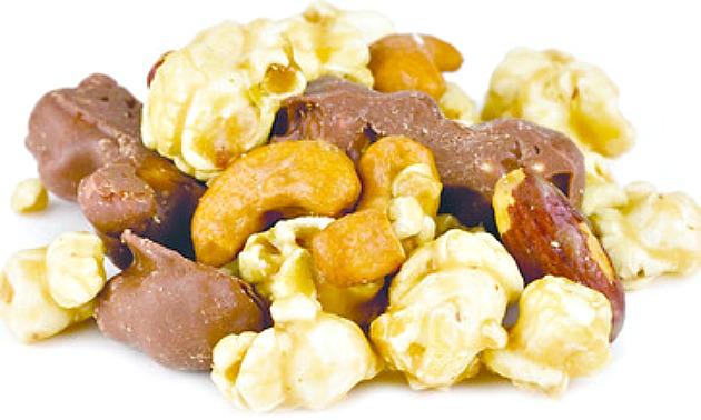 Bear Crunsh Popcorn