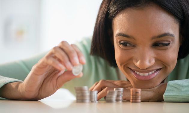 blackwoman-money