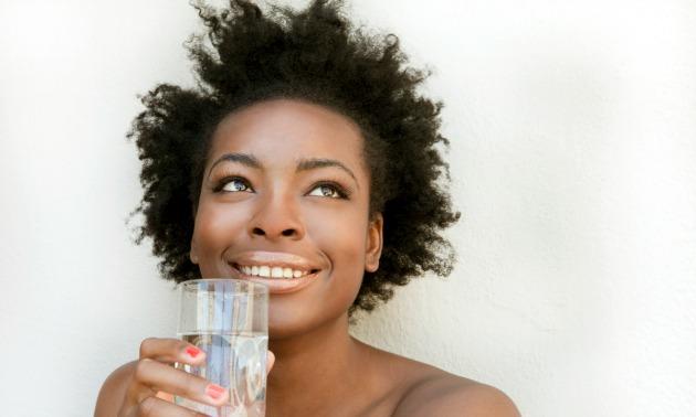 blackwoman-water
