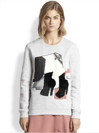 Heels Sweatshirt