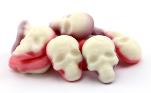 Gummy Skulls