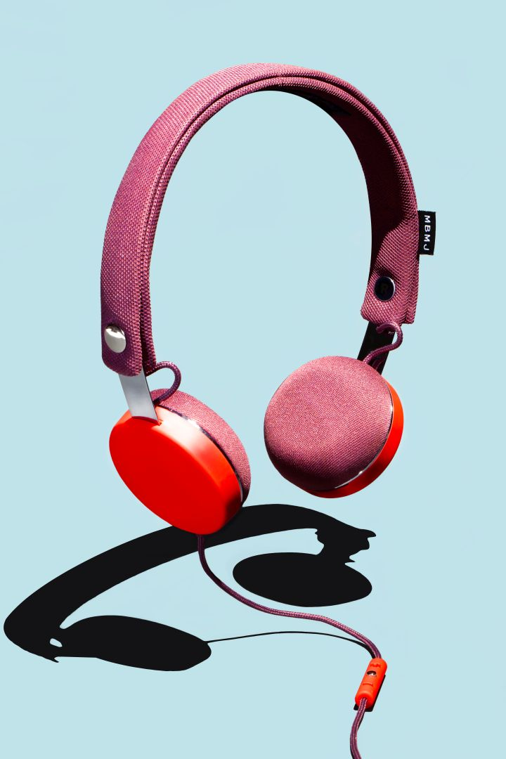 Urbanears Marc by Marc Jacobs Humlan Red
