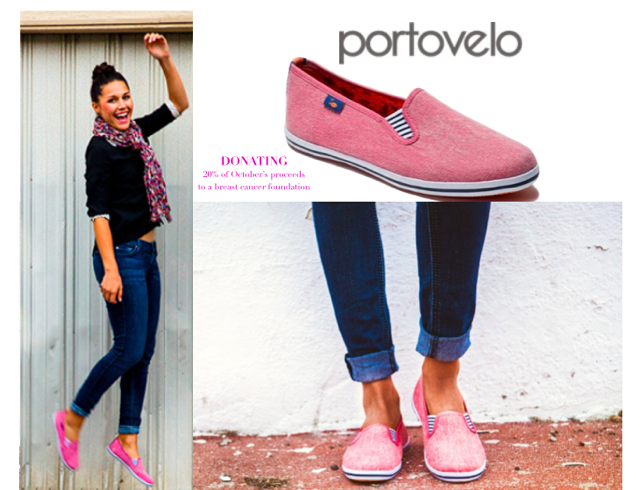 Portovelo Canvas Shoes, $49