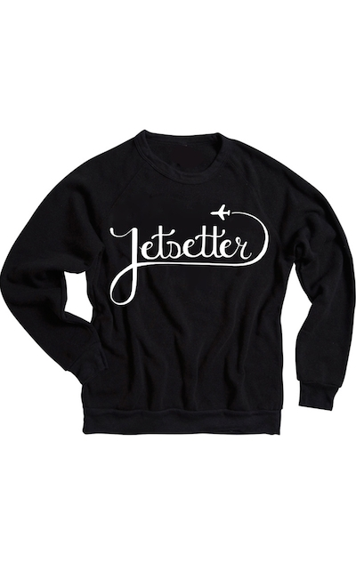 Jetsetter Sweatshirt