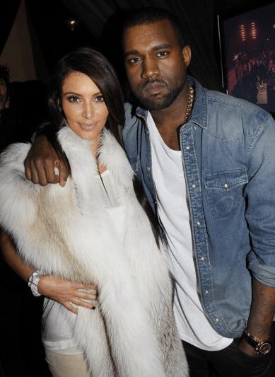 Best Kanye Fur Moment: Kim Kardashian